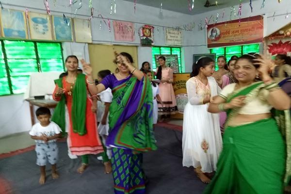 Hariyali Teej Celebration